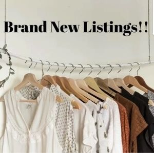 NEW LISTINGS ADDED